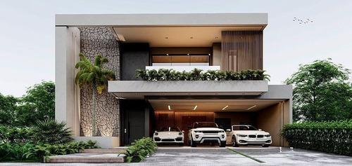 Imagem 1 de 8 de Casa Com 4 Dormitórios À Venda, 430 M² Por R$ 3.100.000,00 - Jardim Do Golfe - São José Dos Campos/sp - Ca1776
