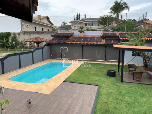 Casa Com 5 Dorms, Jardim Itaperi, Atibaia - R$ 1.28 Mi, Cod: 550 - V550