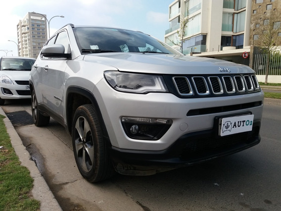 Jeep Compass 2018,2.4 Longitude Auto 4wd