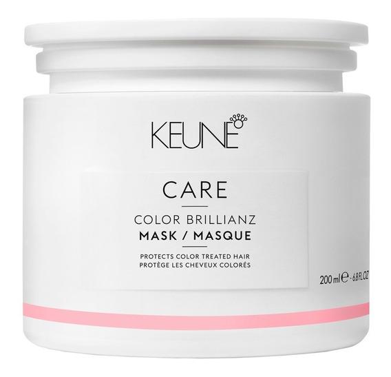 Keune Care Color Brillianz Máscara De Tratamento 200ml