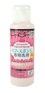 Daiso Detergente Pincéis Maquiagem Puff And Sponge 80ml