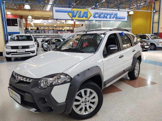 Fiat Palio 1.8 Adventure Weekend Flex * Apenas 50.000km *