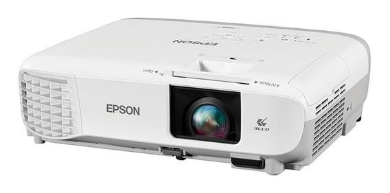 Projetor Epson X39 3lcd Powerlite Xga 1 Hdmi 3500 Bivolt