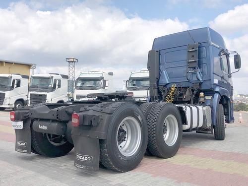 Vw 26420 2014 6x4 Teto Alto= Mb 2651 Scania 480 420 460 400