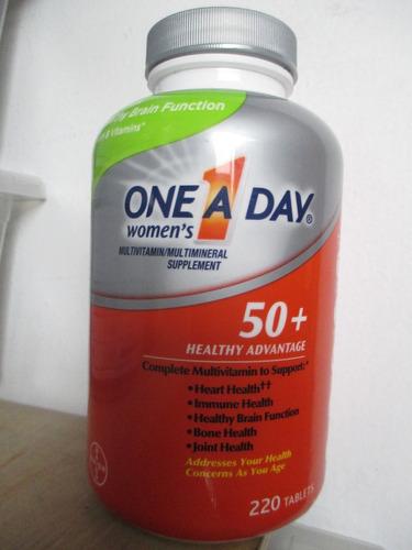 One A Day Multivitaminico Para Mujeres Marca Bayer