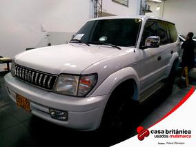 Toyota Prado Vx 4x4 Gasolina