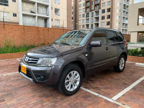 Suzuki Grand Vitara 2.4cc 5p At 4x4 Full Equipo