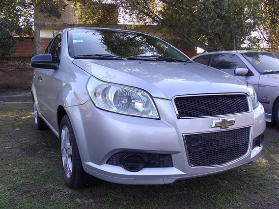 Chevrolet Aveo G3 1.6 Ls