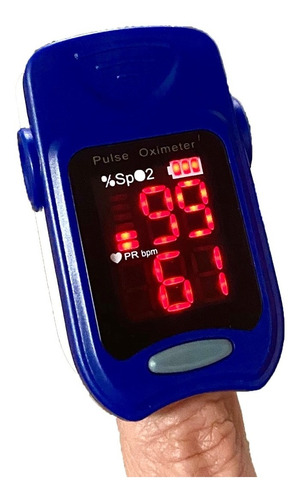 Oximetro Saturometro De Pulso Accurate Fs10a