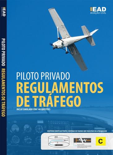Imagem 1 de 3 de Livro Regulamento De Tráfego Aéreo Ead Aviação Civil