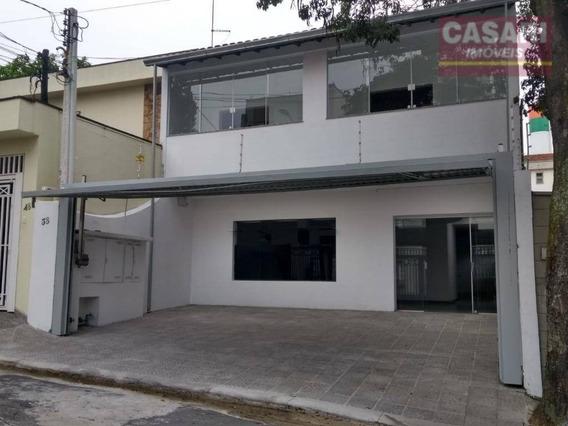 Sobrado Para Vender E Alugar - Rudge Ramos - São Bernardo Do Campo/sp - So19567