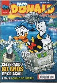 Hq - Pato Donald Nº 2432 (novo)