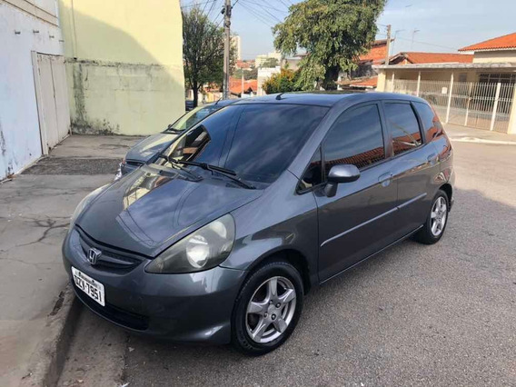 Honda Fit 2008 1.4 Lx Flex 5p