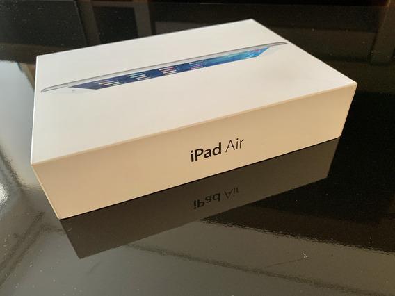 Caixa iPad Air 16gb Branco (embalagem)