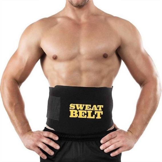 Faja Cinturon Neopreno Cinturilla Reductora Quema Grasa