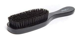 Cepillo Para Barba Pelo 100% Jabali Barberia Barberos Diane