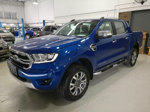 Ford Ranger 3.2 Cd Limited Tdci 200cv Automática 2021 Stock
