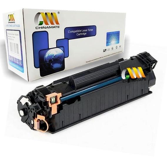 Toner Compatível Hp Ce285a Cb435a Cb436a Universal   P1102w