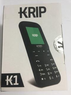 Telefono Basico Krip Doble Sim