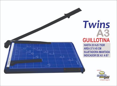 Imagen 1 de 2 de Guillotina Metalica A3