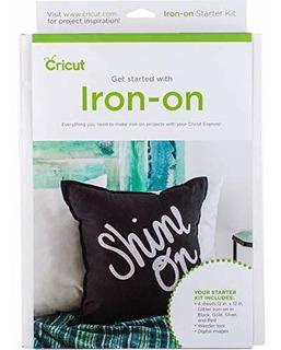 Cricut 2003672 Iron Starter Kit, Paquete De 4