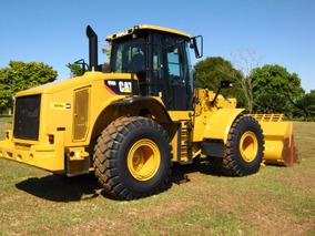 Pá Carregadeira Caterpillar 950h 2012 Com 4200 Horas