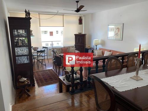 Apartamento Com 3 Dormitórios À Venda - José Menino - Santos/sp - Ap29263