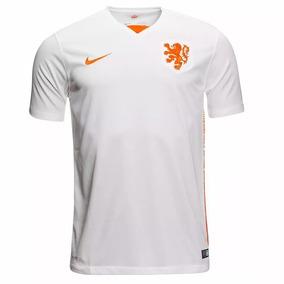 Camisa Infantil Nike Holanda 2 Tam. M