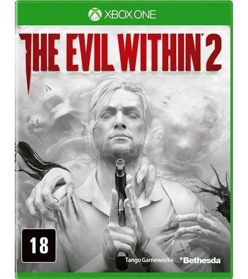 The Evil Within 2 - Xbox One Midia Fisica Lacrado