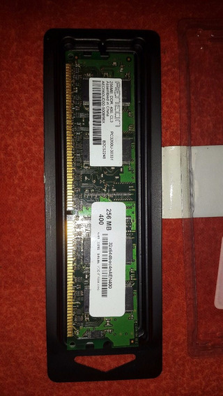 Memoria Ddr Aeneon 256mb Pc-3200 400mhz 8 Chips 36