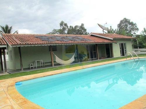 Chácara Com 2 Dormitórios À Venda, 2000 M² Por R$ 750.000,00 - Vila Dom Pedro - Atibaia/sp - Ch1145
