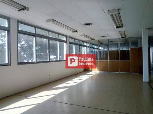 Galpão Para Alugar, 1050 M² - Vila Socorro - São Paulo/sp - Ga0511