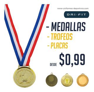 Medallas, Trofeos, Placas En Quito Y Envío Para Todo El País