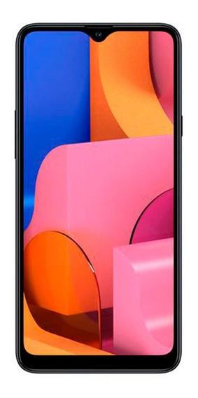 Smartphone Samsung A20s Tela 6.5 Câmera Tripla Traseira 32gb