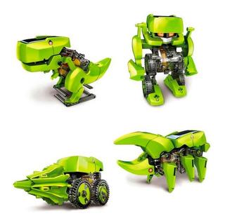Robot Solar 4 En 1 / Moza Importaciones