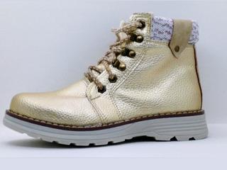 Borcegos Dama Nueva Tempora Tk Shoes