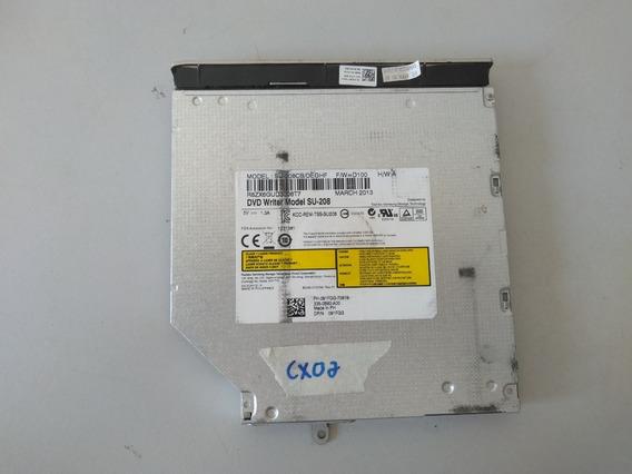 Gravador De Dvd Notebook Dell Inspiron 14 Z - 5423 Cx02
