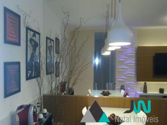 Venda De Apartamento Na Cidade Satélite, Com 2 Quartos, Mobiliado E Decorado Condomínio Viver Bem - Ap00149 - 32830156