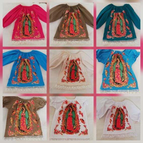 Vestidos Guadalupanos, Indita, 12 De Diciembre