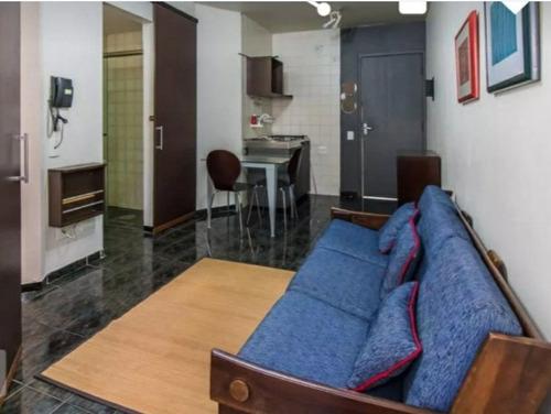 Imagem 1 de 9 de Apartamento 1 Dormitório C/vaga. Bela Vista. Oportunidade!