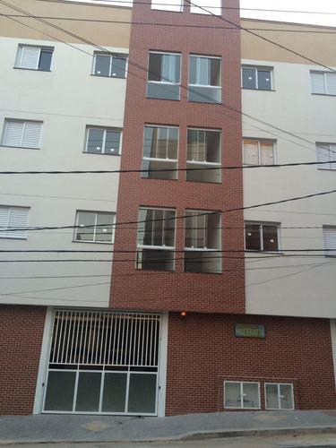 Imagem 1 de 18 de Apartamento À Venda, 3 Quartos, 2 Vagas, Nova Gerty - São Caetano Do Sul/sp - 29217