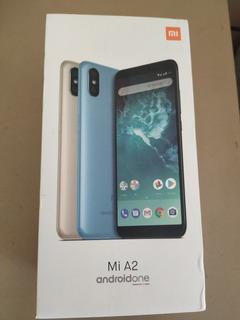 Xiaomi Mi A2 64 Gb + Funda + Caja Y Manual