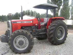 Maquinaria Agrícola Tractor Massey Ferguson Modelo 285