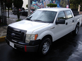 Ford F-150 Xl Crew Cab 2010 At