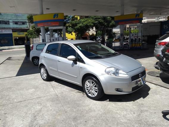 Fiat Punto 2012 Essence 1.8 Motor Etorque Semi Automatico