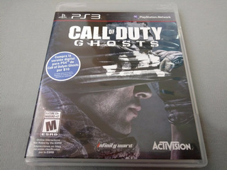 Call Of Duty Ghosts Original Para Ps3