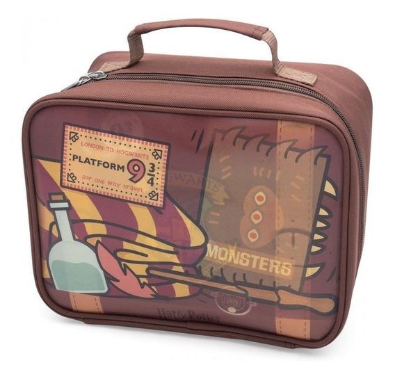 Bolsa Térmica Lancheira Harry Potter Hp 3d