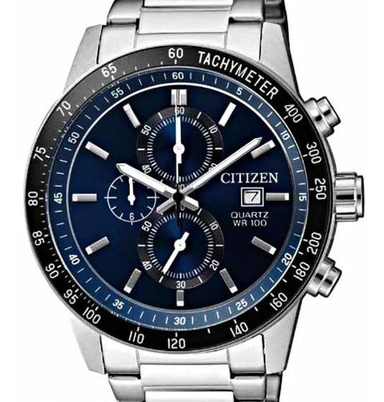 Relógio Citizen Masculino Cronografo An3600-59l / Tz31169f