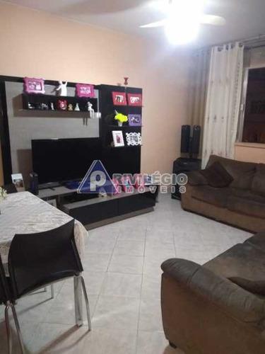 Apartamento À Venda, 3 Quartos, 1 Vaga, Cachambi - Rio De Janeiro/rj - 21385