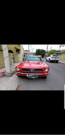 Ford 65 Mustang